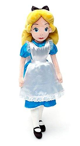 Disney Alice Oficial En 53cm maravillas Alicia Peluche