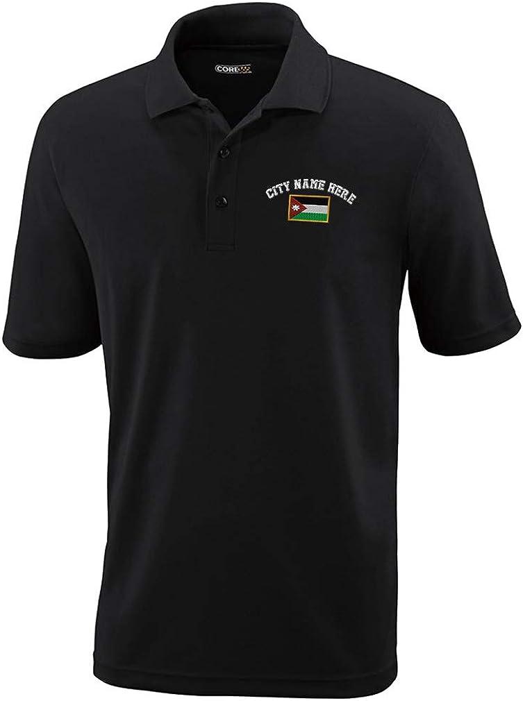 Custom Polo Performance Shirt Jordan