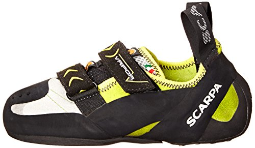 Scarpa Men's Vapor V Climbing Shoe, Lime, 41 EU/8 M US by SCARPA (Image #5)