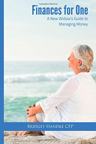 Book Cover: Finances for One: A New Widow's Guide to Managing Money