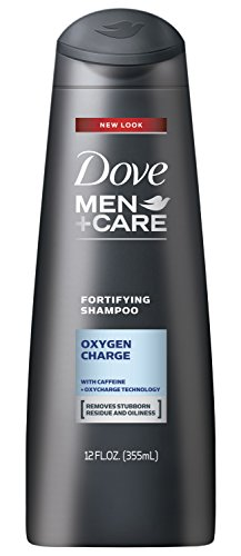 Dove Men + Care shampooing, oxygène frais 12 oz