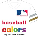 MLB Baseball Colors: My First Book of Colors