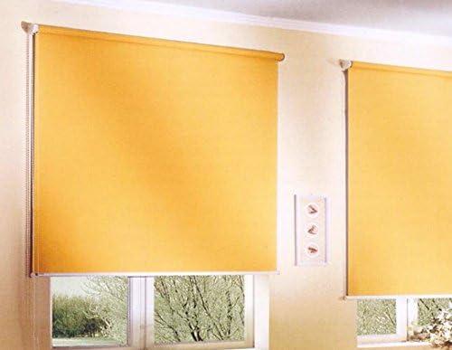 OR cortinas – Cortina, cortinas a rodillo opaco tela