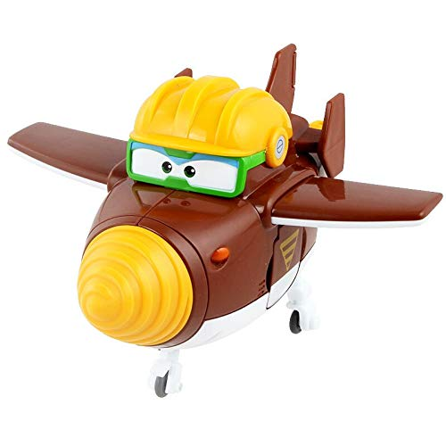 No box TODD -Type2148 New Season5 Big 12Cm Super Wings Jet Deformation Airplane Robot Action Figures Super Wing Transformation Toys - Spiderman Action Figures Kids - Black Panther Toys for Boys