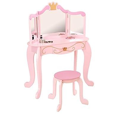 Dressingtables Lovely Rose Table De Chambre Pour Enfant Fabrique A