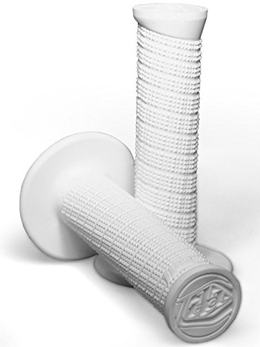 Odi Troy Lee Designs Signature Series MX Grips White - Soft SportingGoods