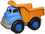 : Green Toys Dump Truck Vehicle Toy, Orange/Blue, 10 x 7.5 x 6.75