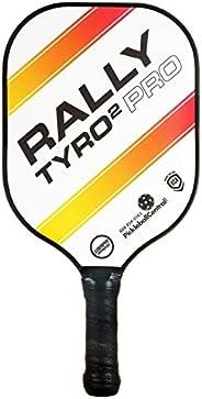 Rally Tyro 2 Pro Pickleball Paddle by PickleballCentral   Popypropylene Honeycomb & Composite Surface   Po