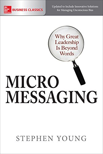 Amazon micromessaging why great leadership is beyond words micromessaging why great leadership is beyond words by young stephen fandeluxe Images