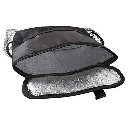 Organisateur de si/ège arri/ère de voiture Sac de paquet de glace Sac de stockage de voyage /à isolation thermique froide