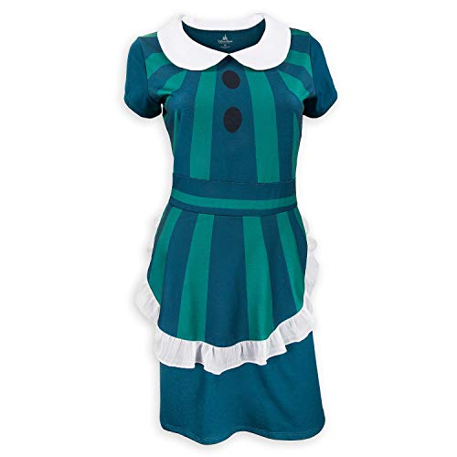 (DISNEY PARKS AUTHENTIC HAUNTED MANSION COSTUME DRESS)