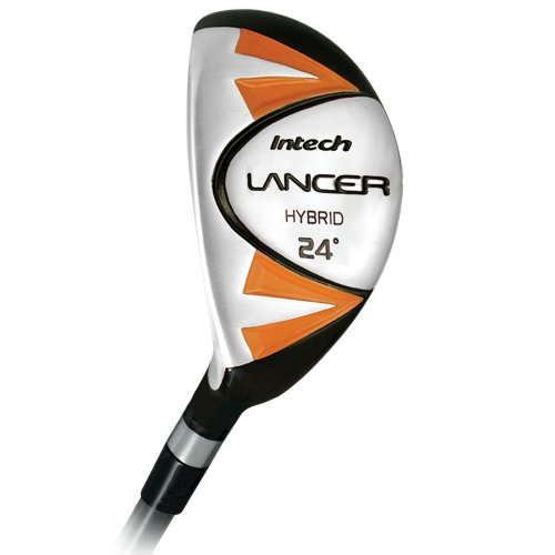 Intech Lancer Junior Golf Set (Orange)