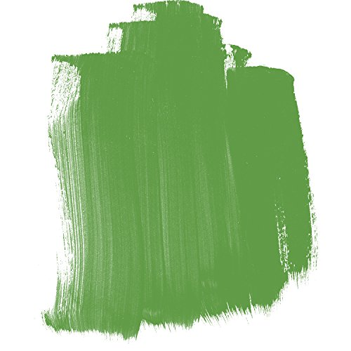 Daler-Rowney System 3 Heavy Body Acrylic 150 ml Tube - Leaf Green -