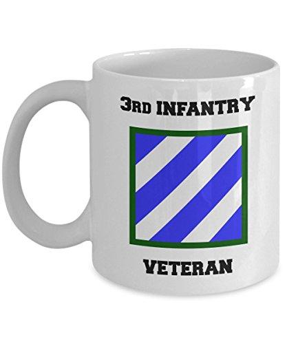 (3rd Infantry Division Coffee Mug - 3rd ID Veteran)