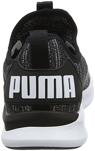 Black Shoes PUMA Evoknit Flash ASPHALT PUMA Men Ignite BLACK WHITE PUMA aOxwIXY