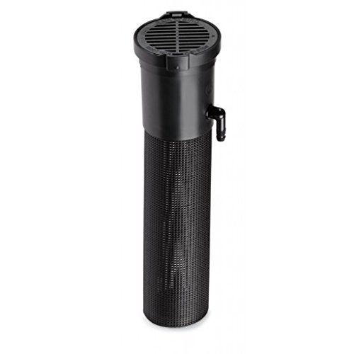 (Rainbird Mini Root Watering System with 1402 Bubbler on Riser Grate and Spiral Barb Elbow,)