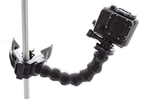 Sublimeware 174 Jaws Flex Clamp Mount Camera Flexible