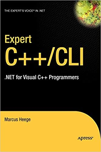 expert visual ccli net for visual c programmers experts voice in net 1st ed edition