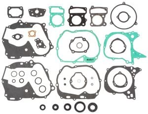 1981-1986 Engine Oil Seal Kit 5 Seals Compatible with Honda CT110 Trail