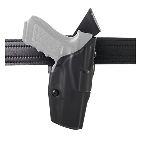 Safariland 6390 ALS Mid-Ride Level-I Retention Glock 17 22 with ITI M3 Light Belt, Black, Right - Als 131 Level