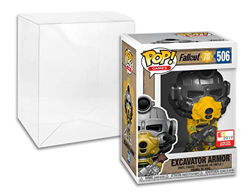 Funko Excavator Armor (E3 2019 Exclusive) POP! Games
