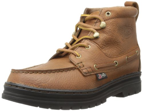 Justin Boots Men's Causal Chukka Boot,Copper Grizzly Black T