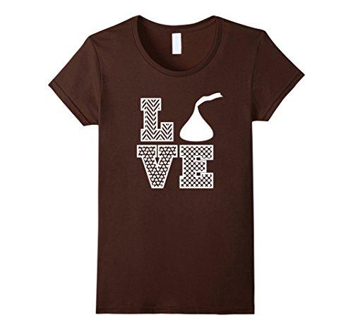 womens-love-hersheys-kisses-t-shirt-classic-look-style-24476-medium-brown