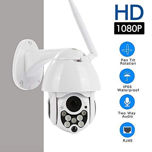 Cámara De Seguridad De Vigilancia 4X Zoom 1080P HD ...