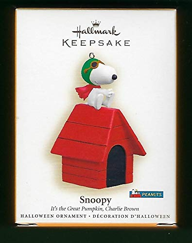 Hallmark 2006 Snoopy It's the Great Pumpkin Charlie Brown Halloween -