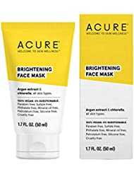 ACURE Brightening Face Mask, 1.7 Fl. Oz. (Packaging May Vary)