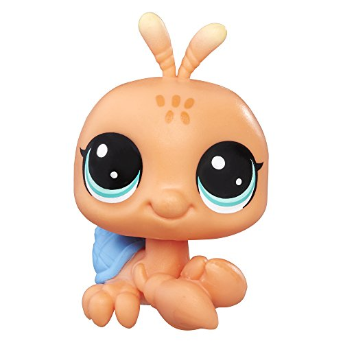 Littlest Pet Shop Hermit Crab - Littlest Pet Shop Shyly Seashore