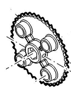 John Deere Original Equipment Restrictor #FH312163