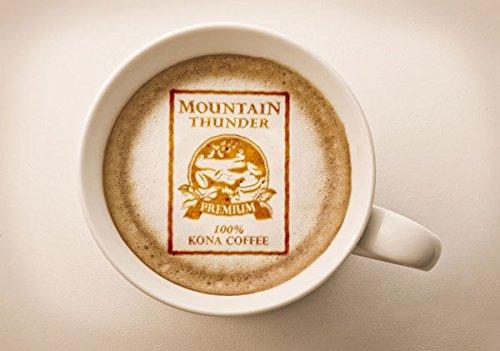 100% Kona Coffee Espresso Roast - 5 Pounds Premium Gourmet Whole Bean by Mountain Thunder Coffee Plantation by Mountain Thunder (Image #3)