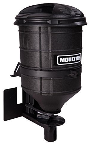 Moultrie ATV Food Plot Spreader – Electronic Feed Gate by Moultrie (Image #1)