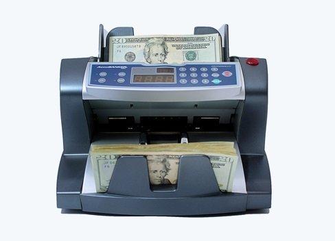 AccuBanker AB4000UV - Cash Teller/ Bill Counter