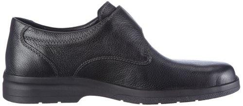 Noir Scratch Mephisto Noir cuir JACCO 7200 Chaussure Homme P6wH6x