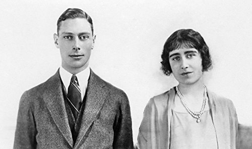 George Vi (1895-1952) Nking Of Great Britain 1936-1952 Photographed With Elizabeth Bowes-Lyon (As The Duke And Dutchess Of York) Photograph Poster Print by (18 x 24)