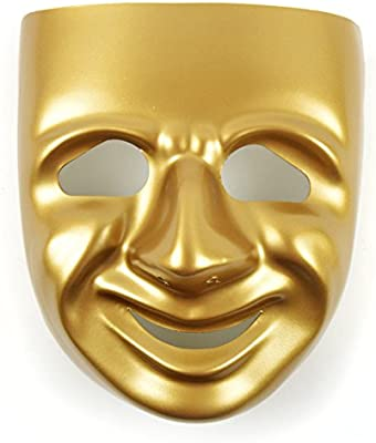 $399 gold face mask! First impression youtube.