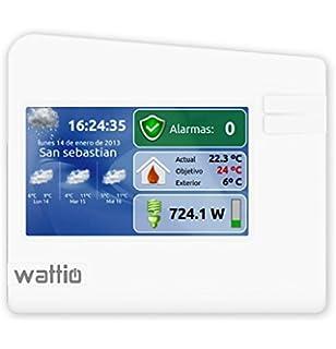 Wattio Sensor Door-Detector de Apertura de Puertas y ...