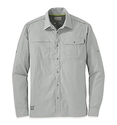 Outdoor Research Men's Baja Long Sleeve Sun Shirt
