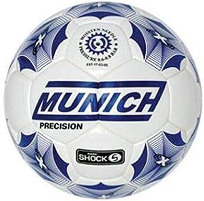 Munich Precision Balón, Unisex, Blanco, 62: Amazon.es: Deportes y ...