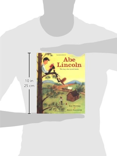 Abe Lincoln : The Boy Who Loved Books by Simon & Schuster Books for Young Readers (Image #1)