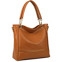 UTO Women Tote Bag PU Leather Handbag Large Capacity Shoulder Bags