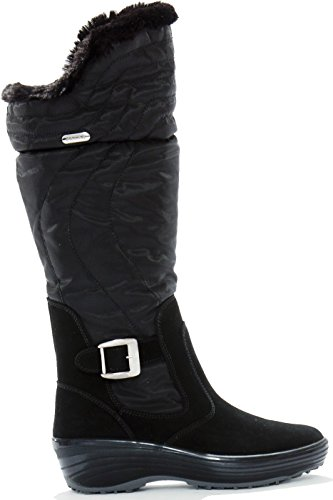 a Boot, Black, 39 EU/8-8.5 M US ()