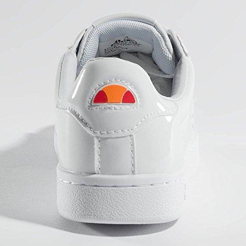 Scarpe Da Donna Ellesse / Patrimonio Sneaker Anzia Metallico Bianco