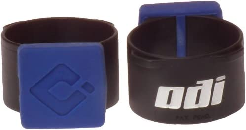 ODI Lock-On Gabel Stossfänger Fox 40 mm Doppelbrücken Rahmen Schutz Fork Bumper