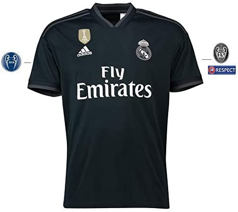 Bale 11 Real Madrid Trikot Kinder 2018-2019 Away UCL