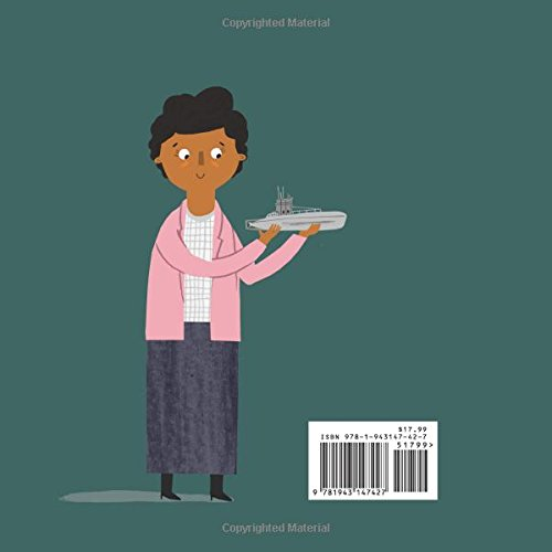 The Girl With a Mind for Math: The Story of Raye Montague (Amazing Scientists) by The Innovation Press (Image #2)