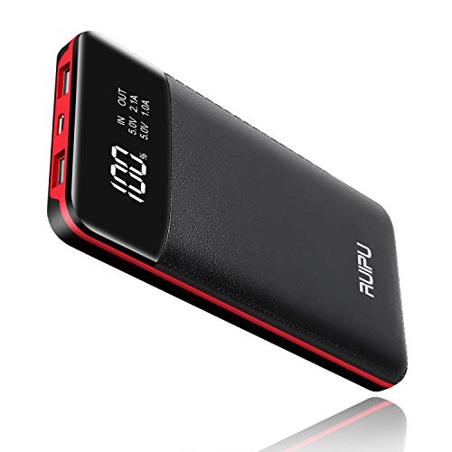 1d1cfb2c1f52ca Todamay Power Bank 24000mAh Ultra-Portable Phone Charger External ...