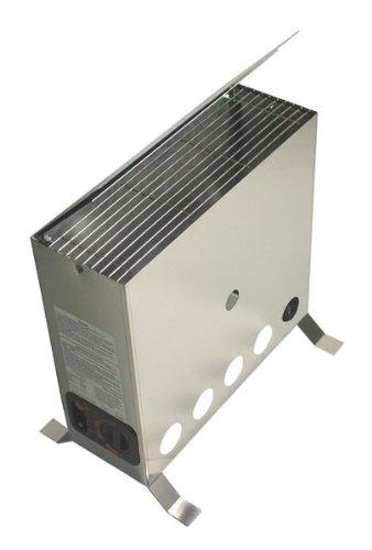 Gasheizung Gewächshausheizung Edelstahl GT 4200 E